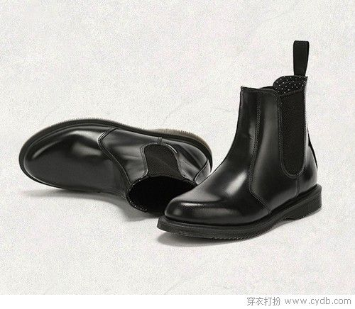切尔西靴让你穿搭实力在线